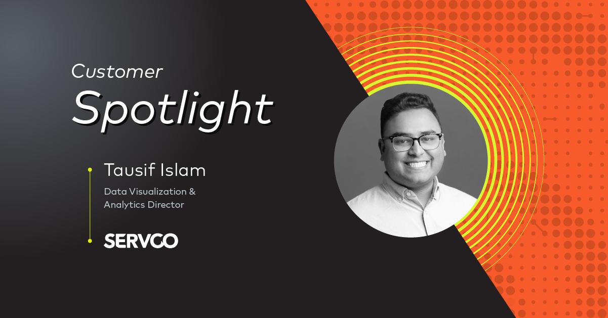 Image of Customer Spotlight Tausif Social Director