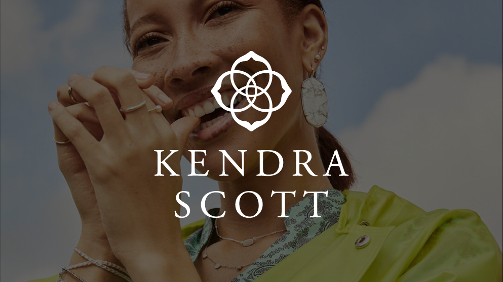 Image of E commerce growth kendra scott