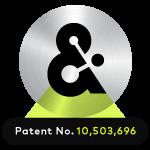 Image of Patent 10503696