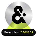 Image of Patent 10509809 150px