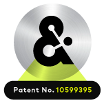 Image of Patent 10599395 150px