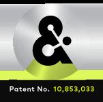Image of Patent 10853033