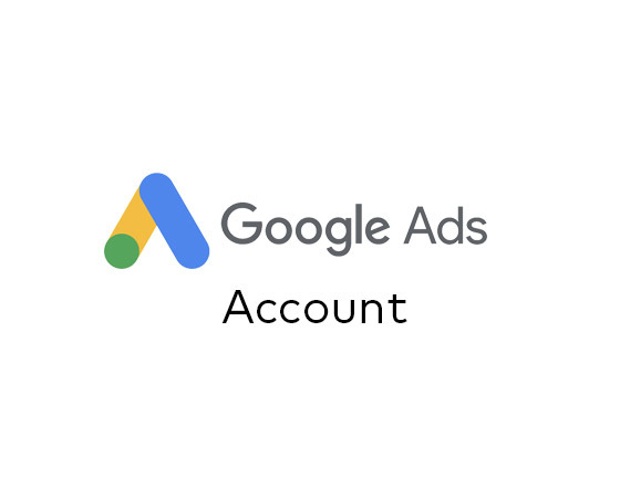 Image of Google ads account