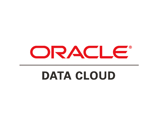 Image of Oracle data cloud
