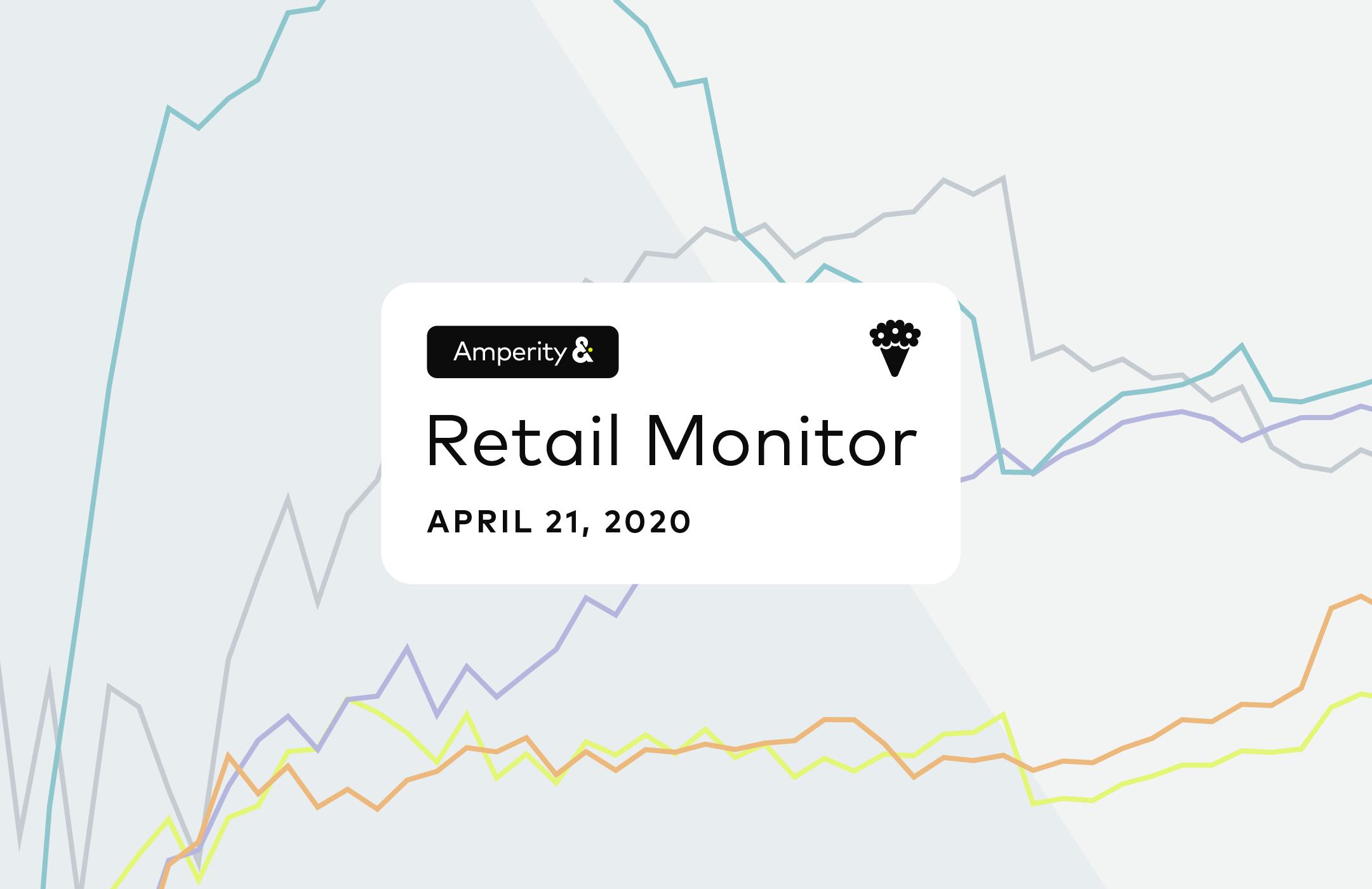 Image of Blog COVID Retail Monitor April21 Hero