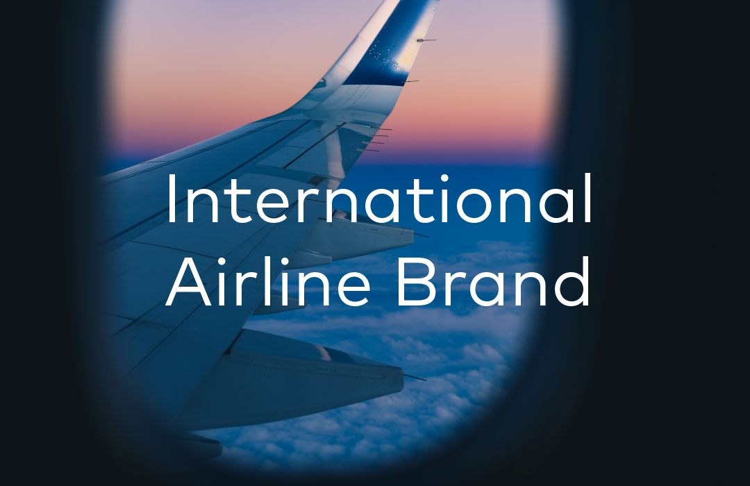 Image of Case Study International Airline Hero