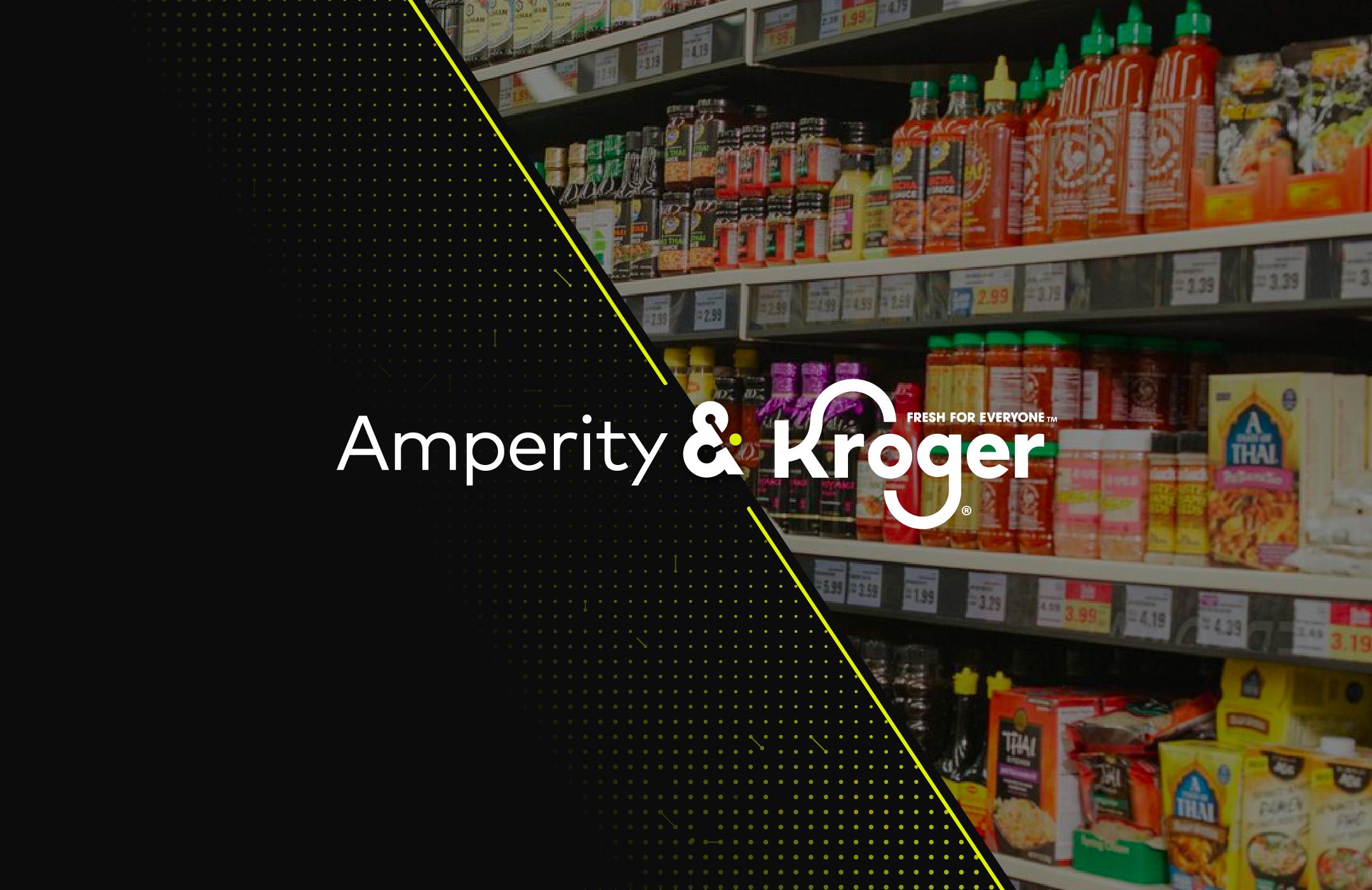 Image of Customer Announcement Kroger Hero Override