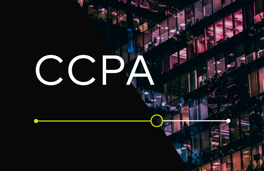 Image of Webinar CCPA