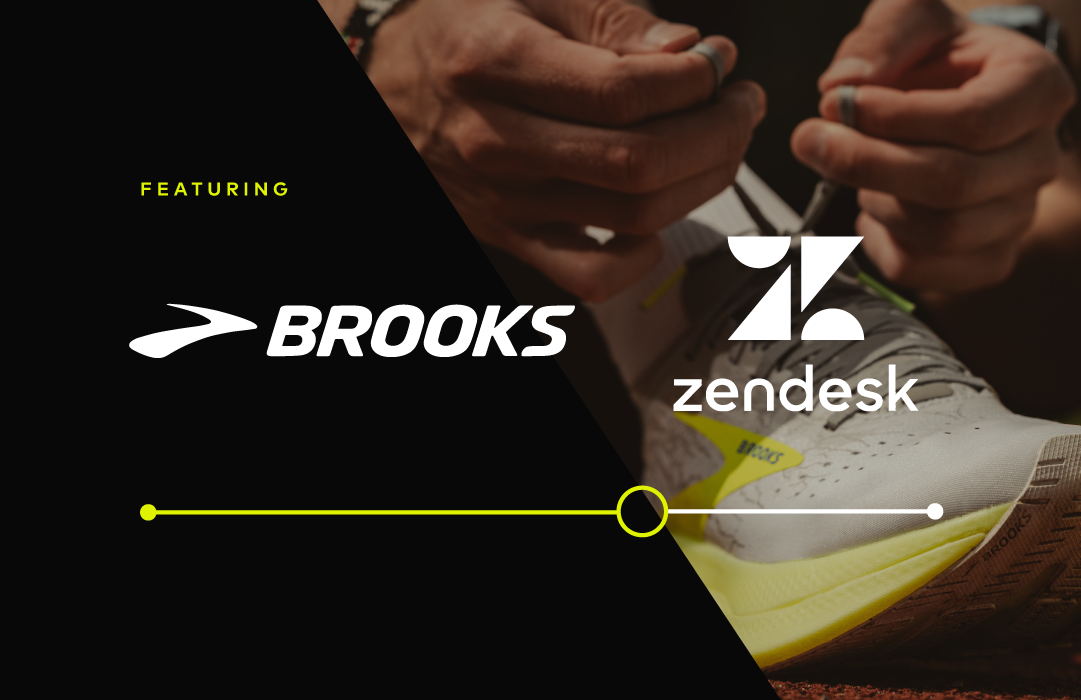 Image of Webinar Zendesk Brooks Hero