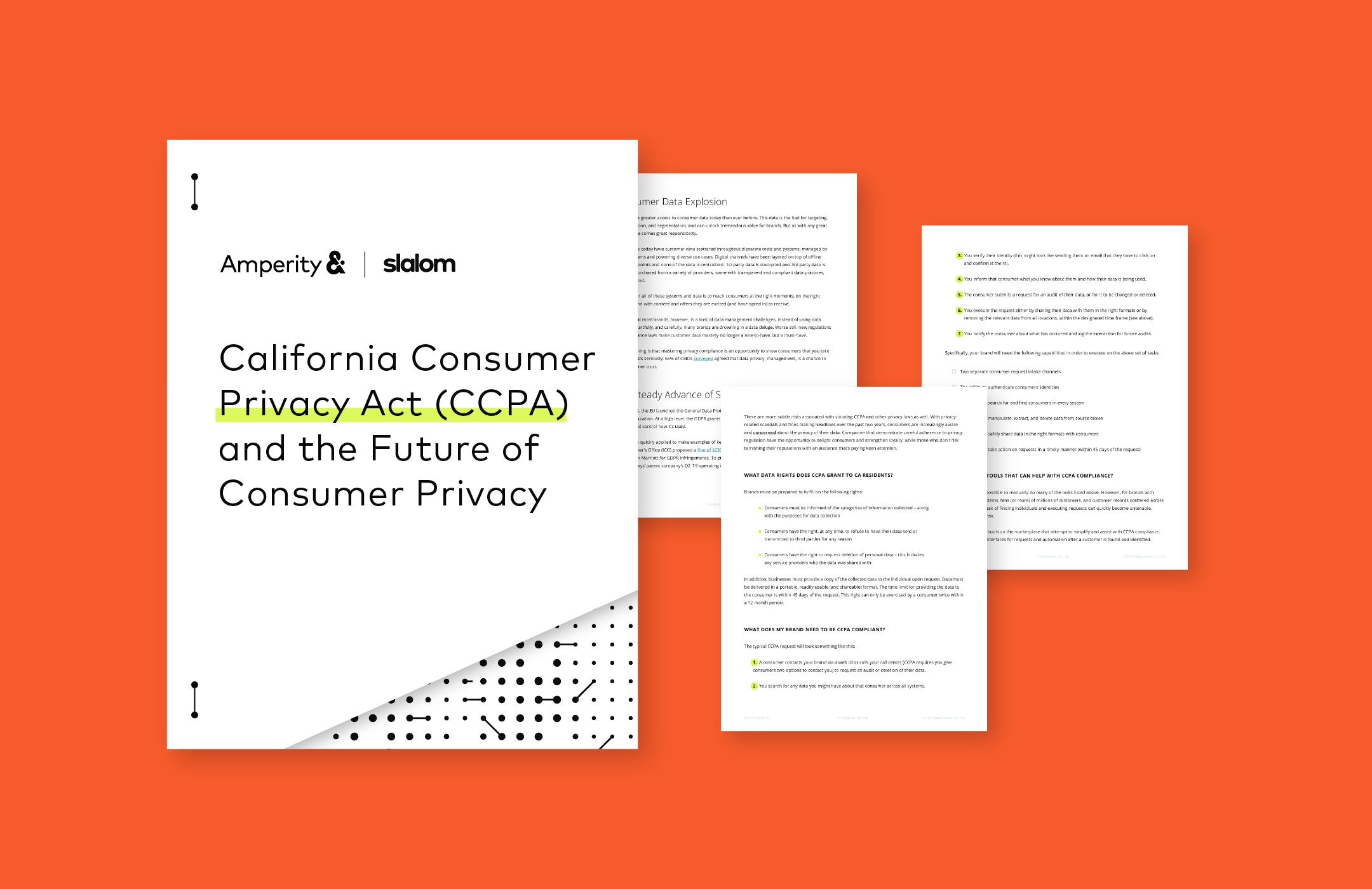 Image of Whitepaper CCPA Hero