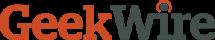 Image of Press geekwire logo