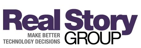 Image of Press realstory logo
